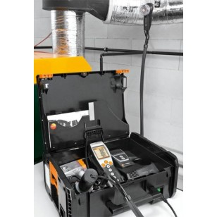 testo 380 Systém měření prachových částic