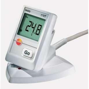 testo 174T sada – Datalogger teploty v sadě