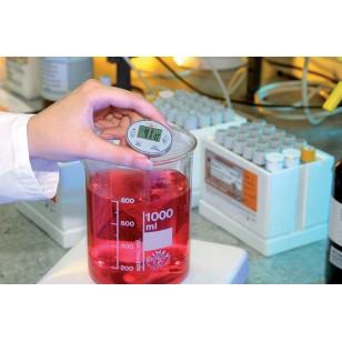 Vodotěsný miniteploměr testo