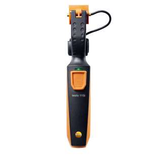 testo 115i klešťový teploměr ovládaný chytrým telefonem