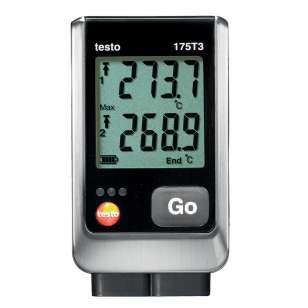 testo 175 T3 2-kanálový datalogger teploty