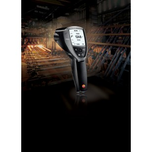 testo 835-T2 infračervený  teploměr