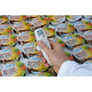 testo 105 - potravinářský teploměr s výměnnými měřicími špičkami sada