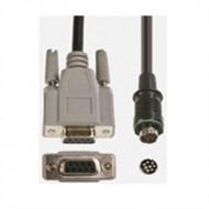 Kabel RS232, propojení měř. přístroj - PC