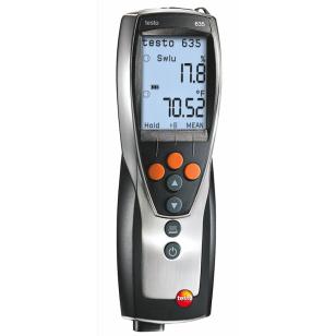 testo 635-1 Multifunkční teploměr/vlhkoměr