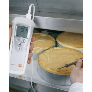 testo 926 - 1 - kanálový potravinářský teploměr TE typu T sada