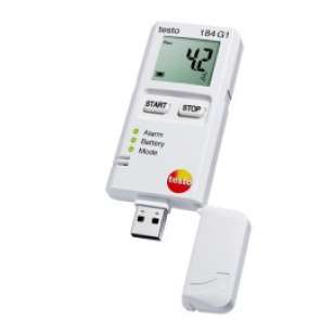 testo 184 G1 záznamník teploty, vlhkosti a otřesů