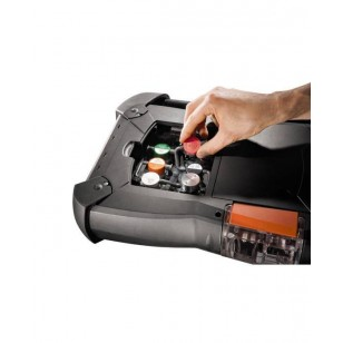 Analyzační box testo 350 (O2)