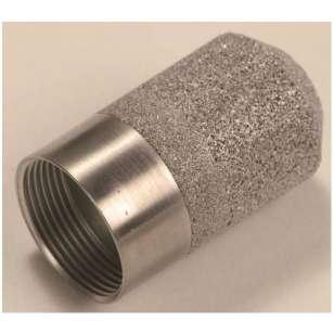 Krytka ze spékané ušlechtilé oceli průměr 21 mm