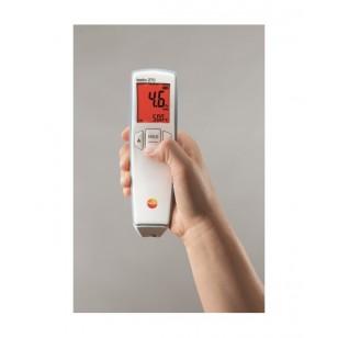 testo 270 měření kvality oleje
