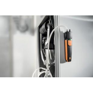 testo 510i diferenční tlakoměr ovládaný chytrým telefonem